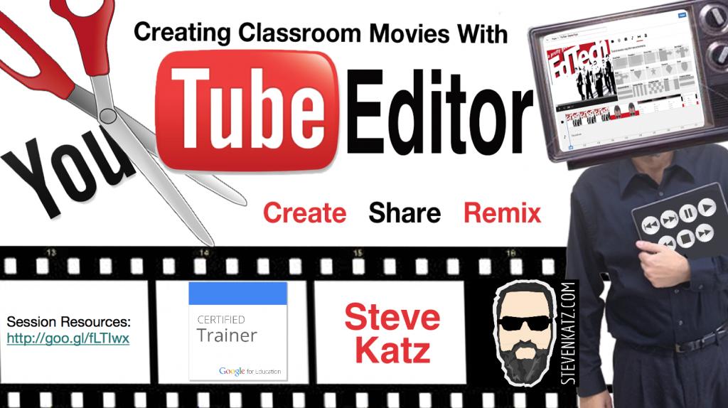 Steve Katz YouTube Editor