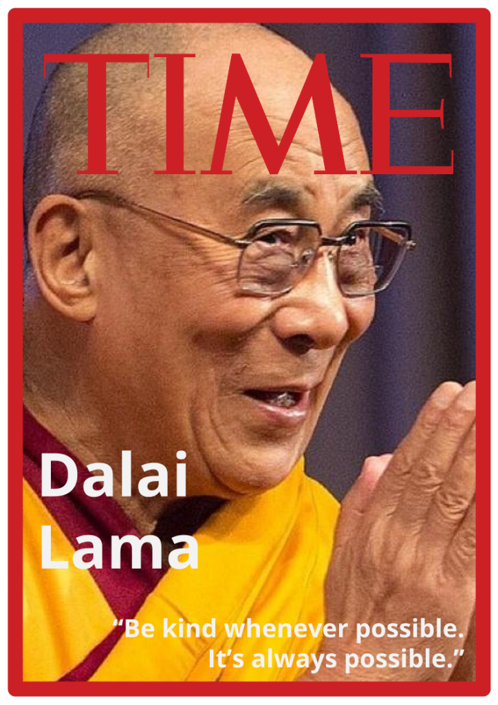 Time Magazine Cover Example